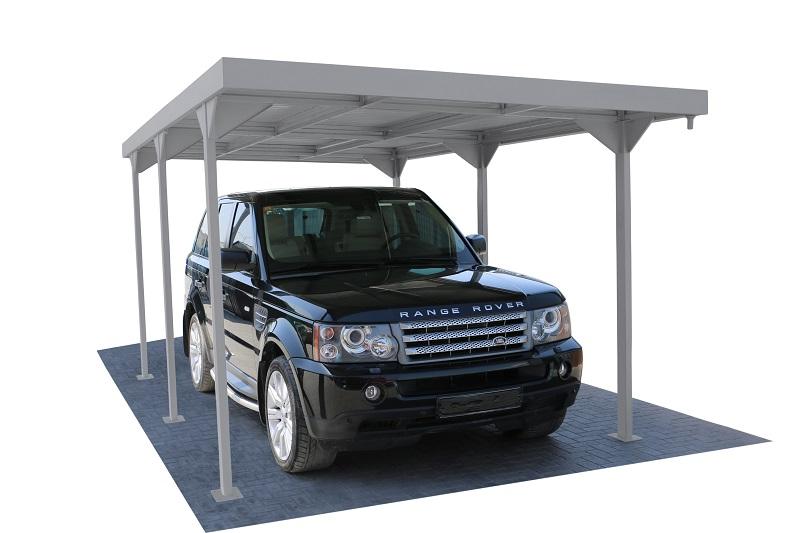 Metal Carport 10x17