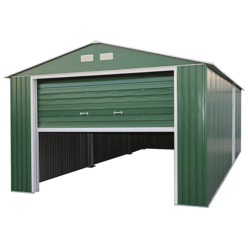 Imperial 12 x 26 Metal Green
