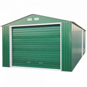 Imperial 12 x 20 Metal Green