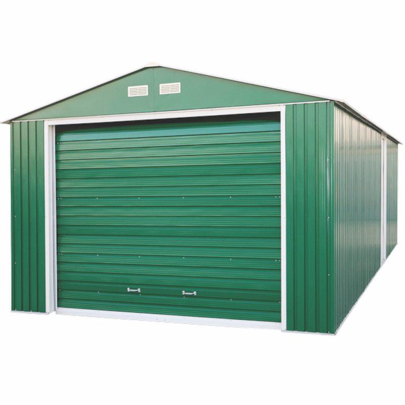 Imperial Metal Garage Green 12x20
