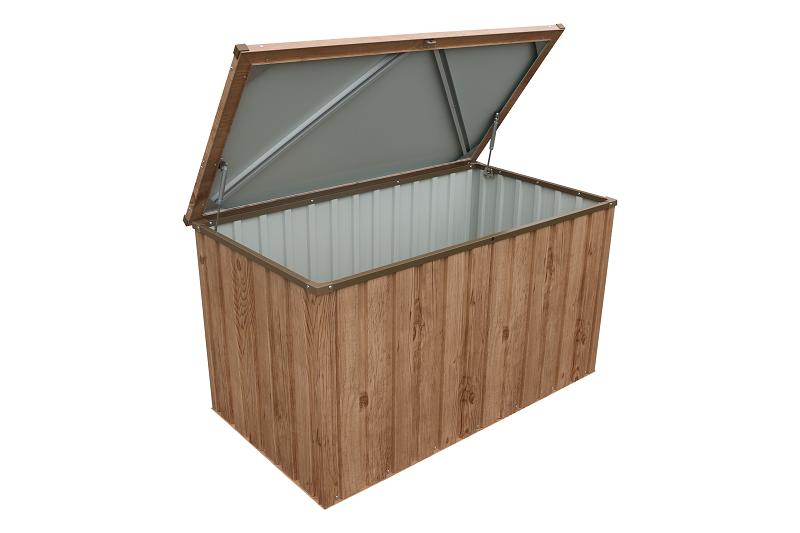Cushion Metal Box Woodgrain 1.3
