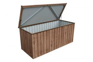Cushion Metal Box Woodgrain 1.7