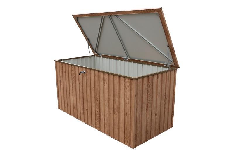 Cushion Metal Box Woodgrain 1.9