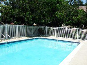 Pool 4'H x 8'W