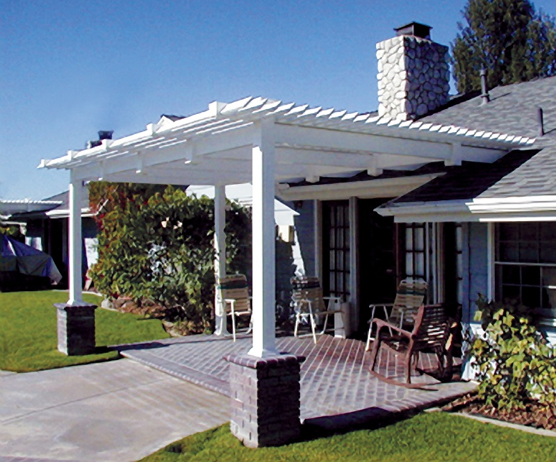 Attached Patio Covers