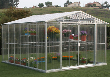 Greenhouse Storage Solutions - Duramax