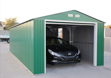 Metal Garages Storage Solutions - Duramax