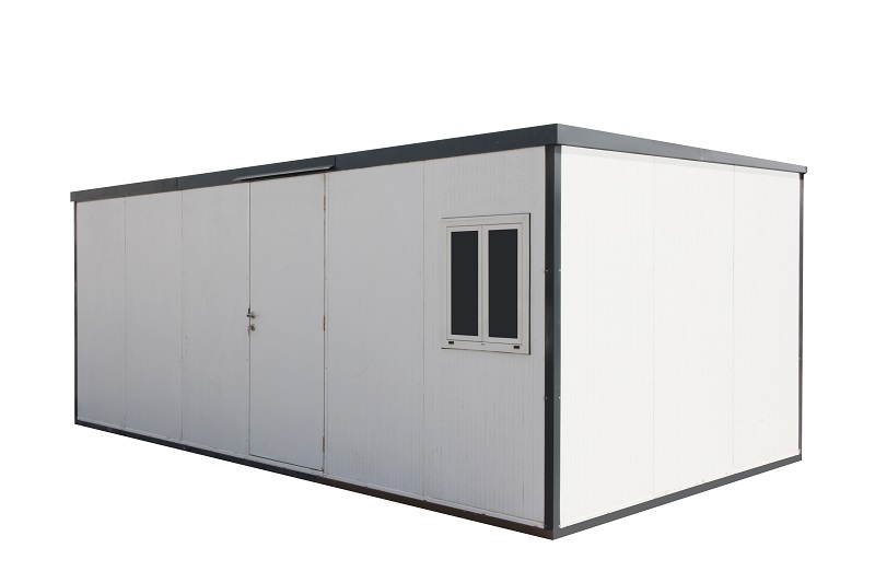 Superbe DuraMax Modular Housing Introduces Our Energy Efficient Flat Roof Modular  Insulated Building.