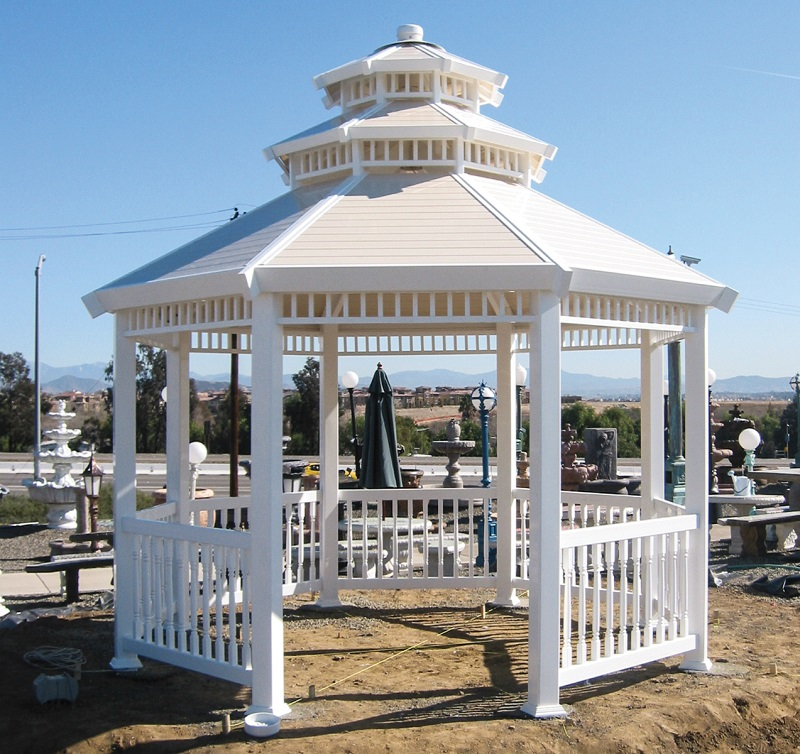 Traditional Gazebos 9' diameter