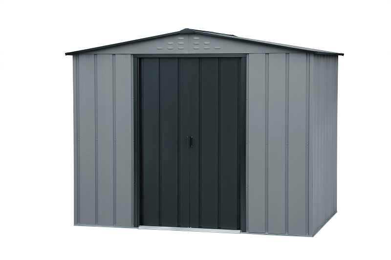 Top Shed 8' x 6'