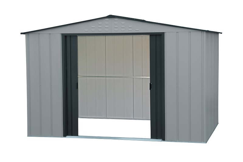 Top Shed 10' x 8'