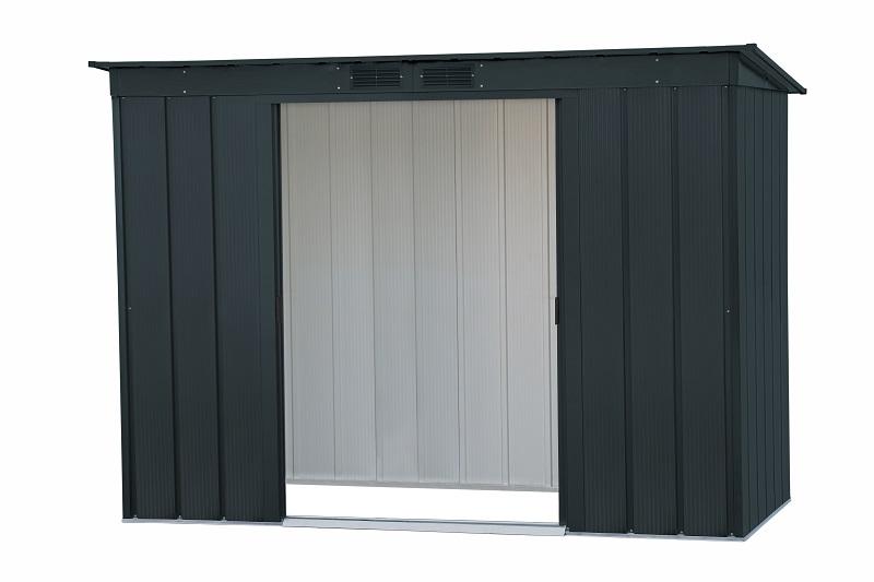 ECO Pent Roof 8x4