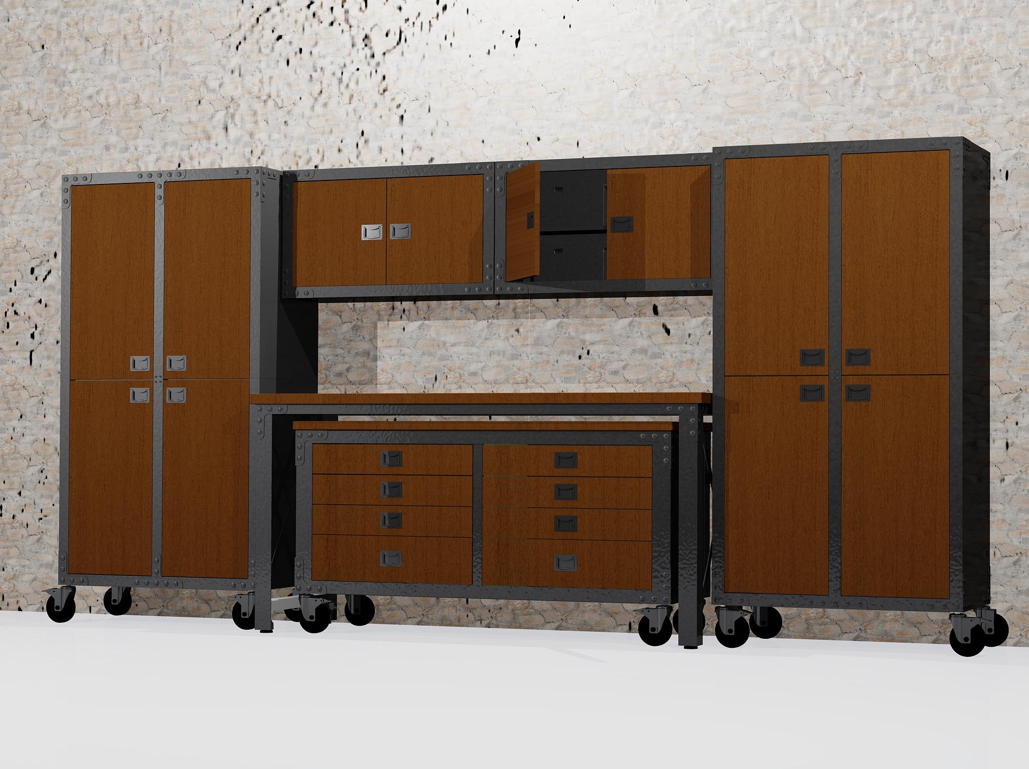 Garage Storage Furniture
