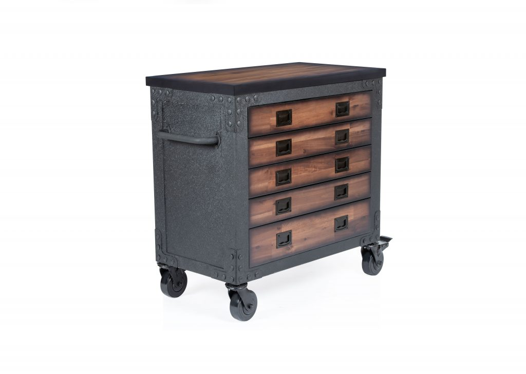 Rolling Tool Chest 5 drawers 36