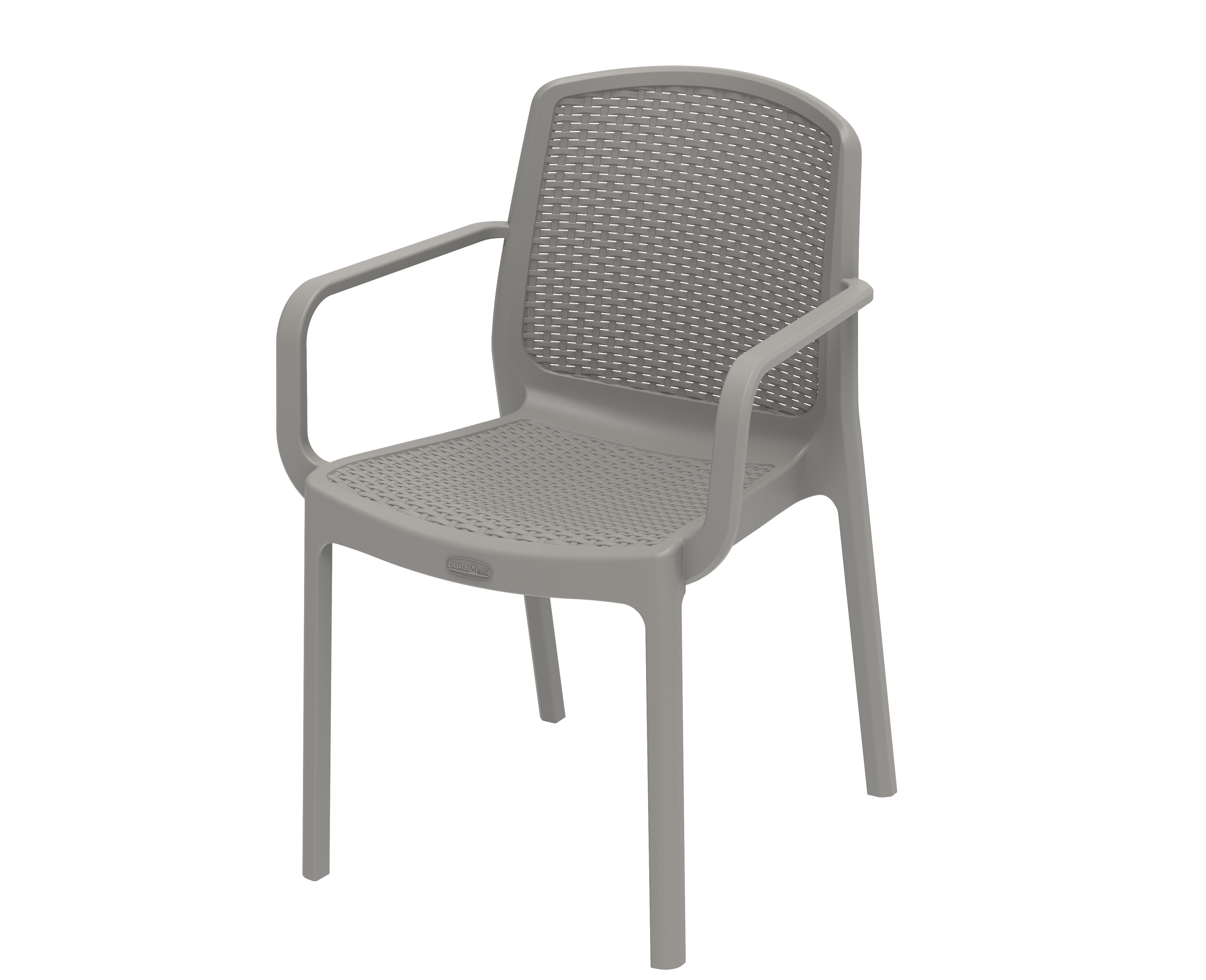 CedarRattan Arm Chair