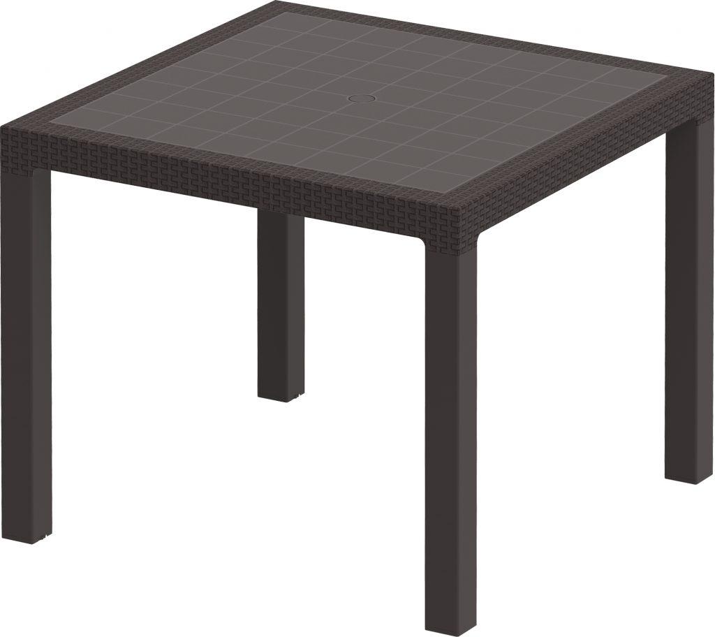 CedarRattan Dining Table