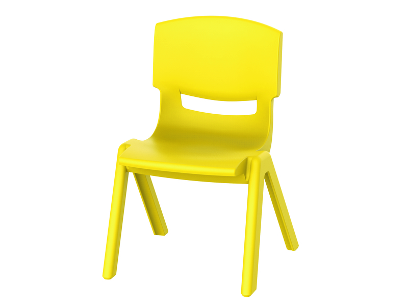 Junior Deluxe Resin Chair