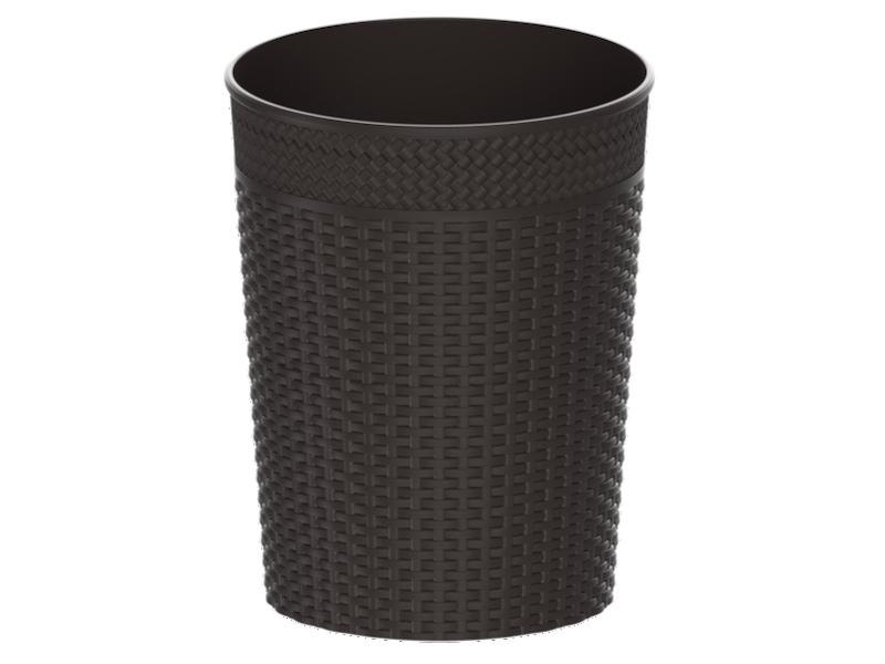 CedarRattan Resin Basket Small