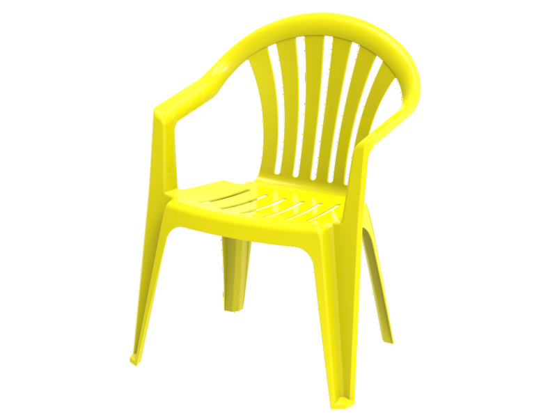 Junior Crown Resin Chair